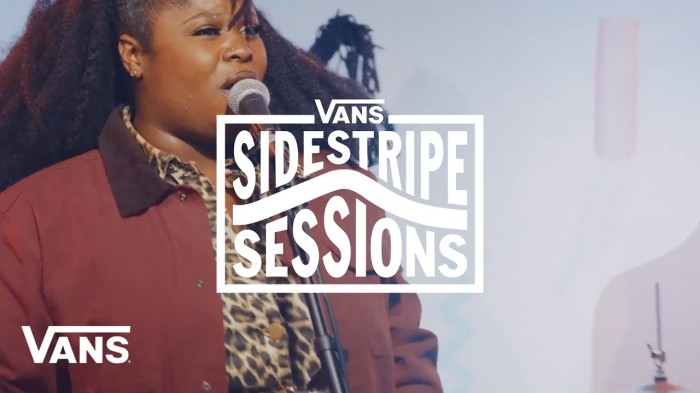 Tank And The Bangas: Vans Sidestripe Sessions