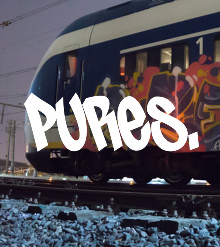 BSP Clothing Five For Five – PURES Graffiti interview