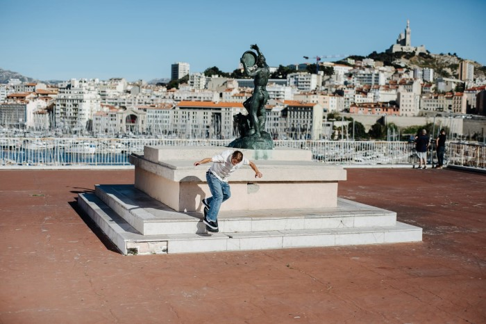 GREETINGS FROM: MARSEILLE, FRANCE