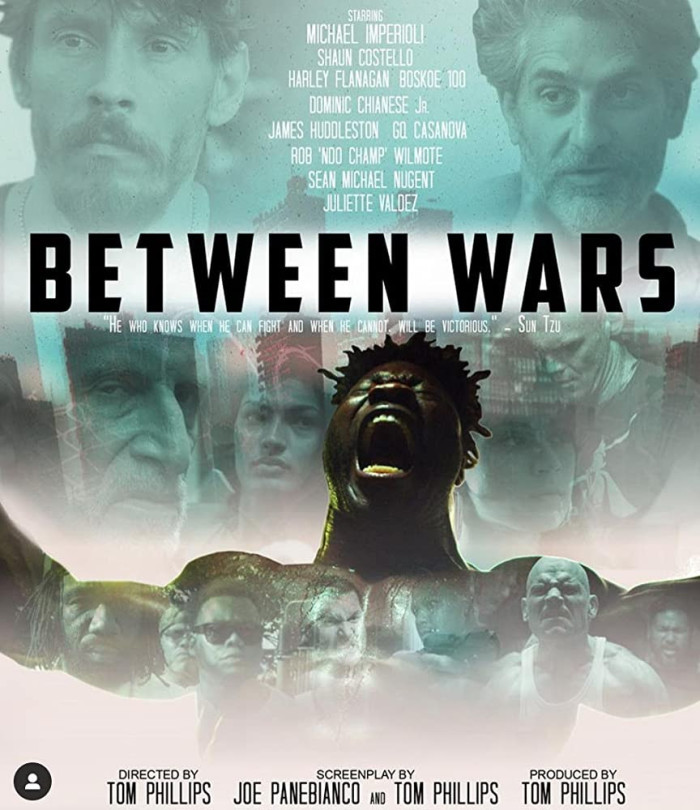 Cro-Mags – acting debut in new 'Between Wars' movie – out now!
