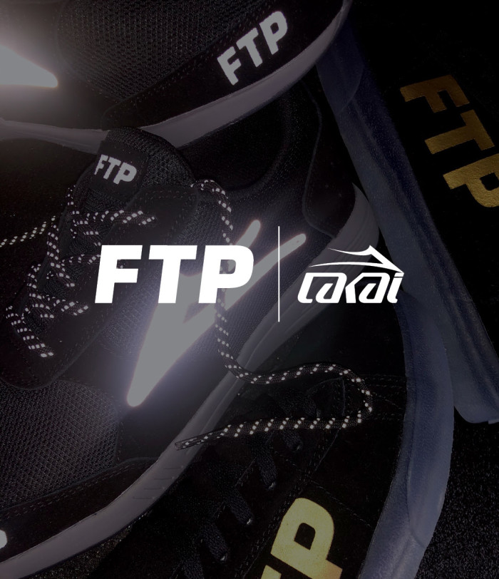 Lakai x FTP Footwear and Apparel Collection