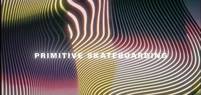 Primitive Skate 'Color Waves'
