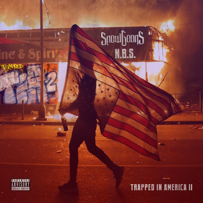 N.B.S. & Snowgoons teaming up once again for 'Trapped In America 2′