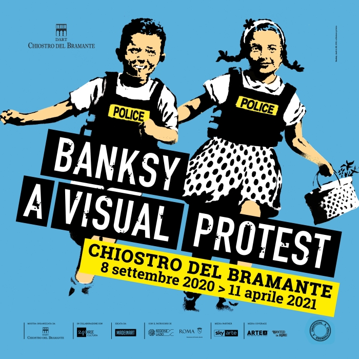 Nuove date: Banksy a Roma