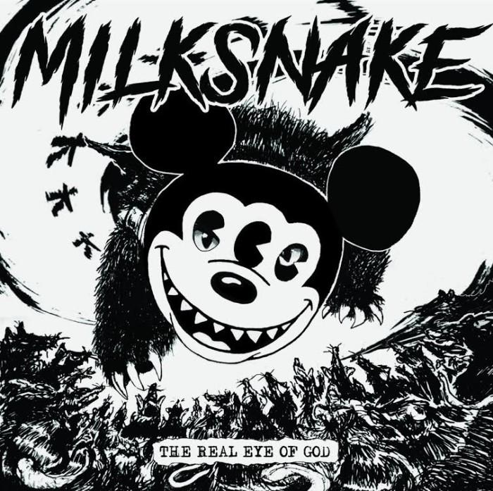 Milksnake 'The Real Eye Of God'