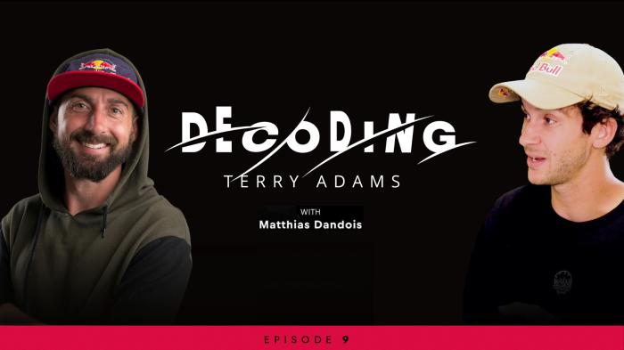 Decoding Athletes with BMX flatlander Terry Adams