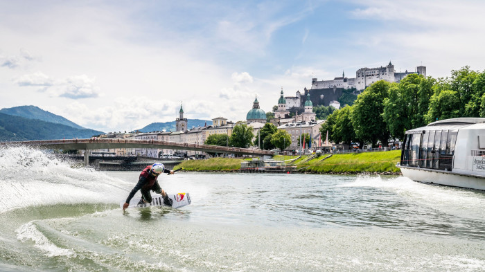 Sound Of Wake – Austrian pro wakeboarder Dominik Hernler on a mission to play with the Salzburg Philharmonic Orchestra