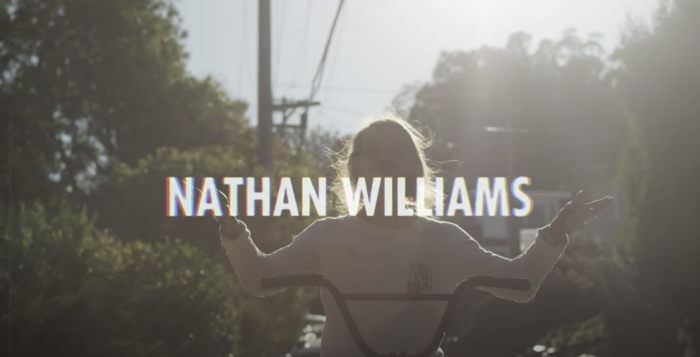 NATHAN WILLIAMS 'WHY NOT' PROMO
