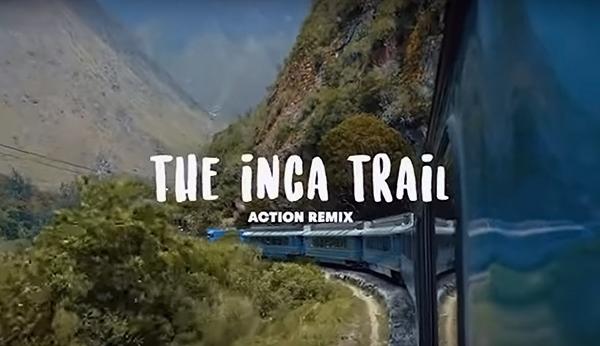 An unrepeatable skate mission to Bolivia & Peru | The Inca Trail