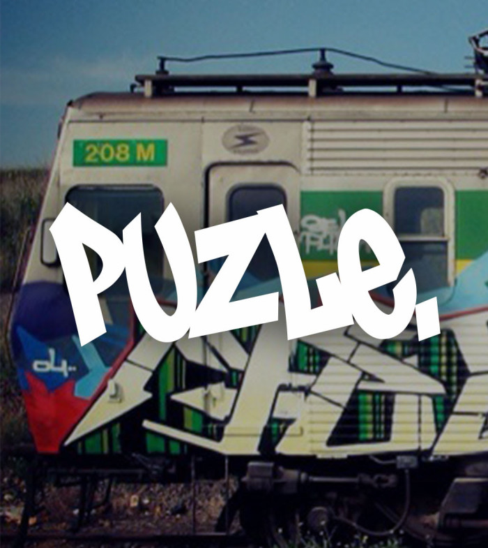 BSP Clothing Five For Five – PUZLE Graffiti interview