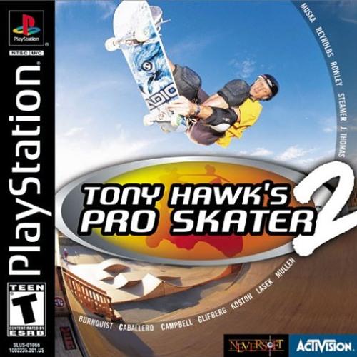 Nuova soundtrack in Tony Hawk's Pro Skater