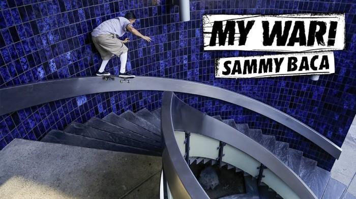 My War: Sammy Baca