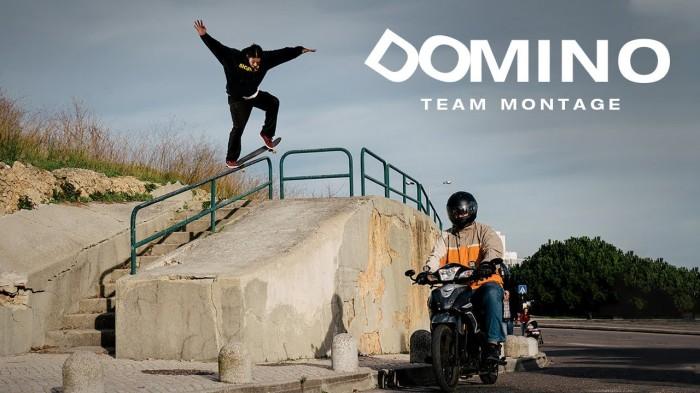 DC's 'Domino' Team Montage
