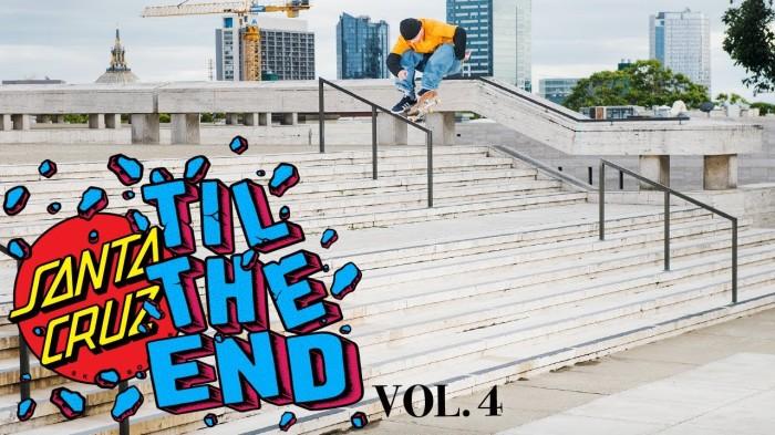 Santa Cruz' 'Till the End' Vol.4