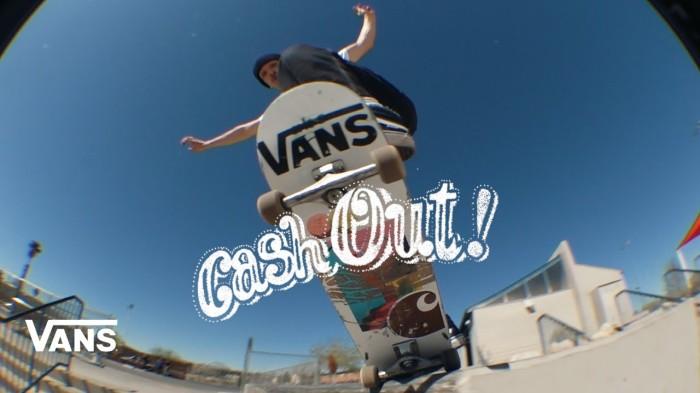 Vans 'Cash Out'