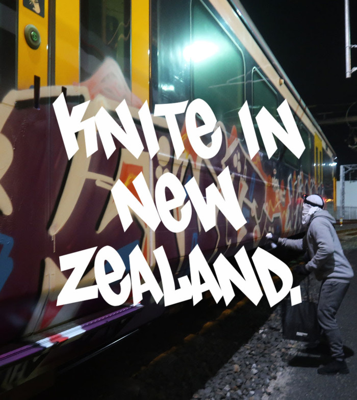 BSP Clothing new video – KNITE in New Zeland
