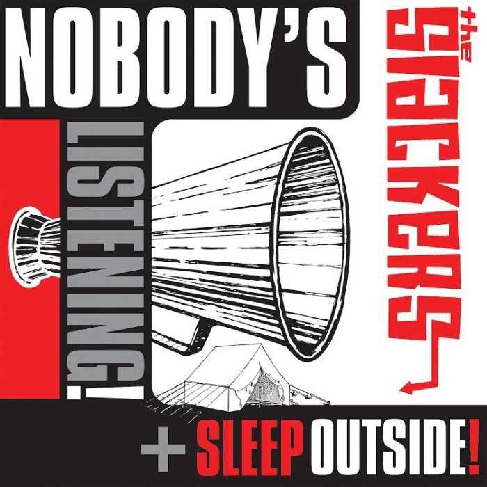 Slackers 'Nobody's Listening'