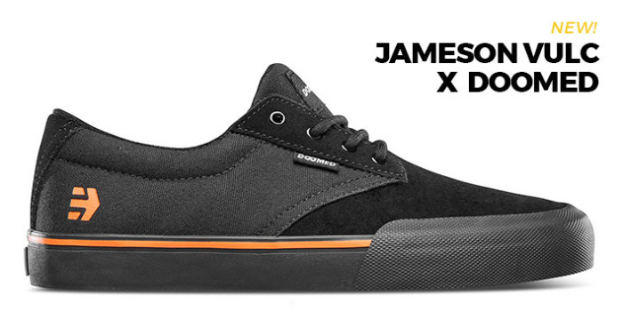 etnies presents the Doomed collection