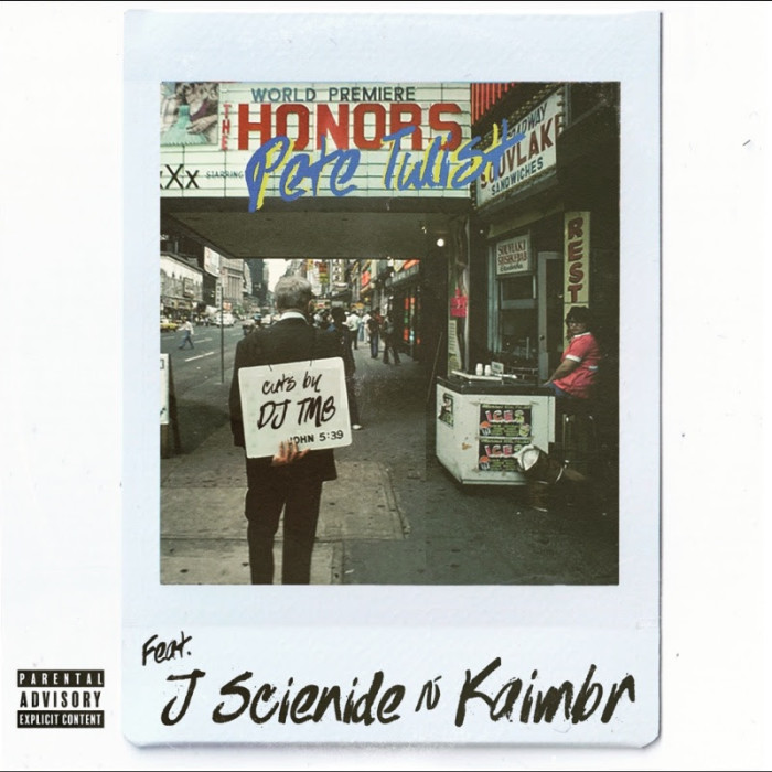 Pete Twist feat. Kaimbr & J Scienide and DJ TMB 'The Honors'