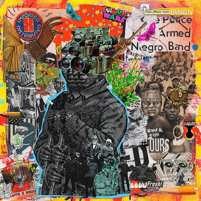 'Black Turbulence' by Donald Mayhem [Thaione Davis]