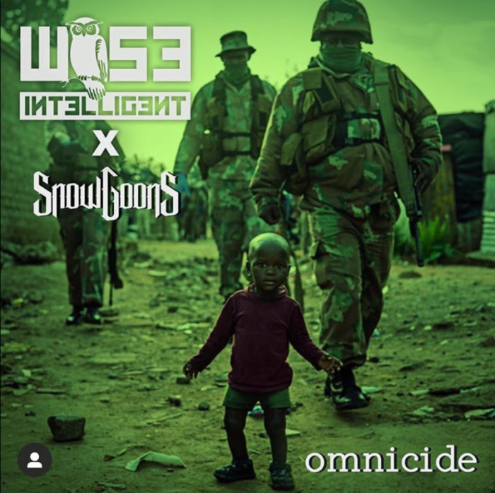 Wise Intelligent 'Omnicide' produced by Snowgoons