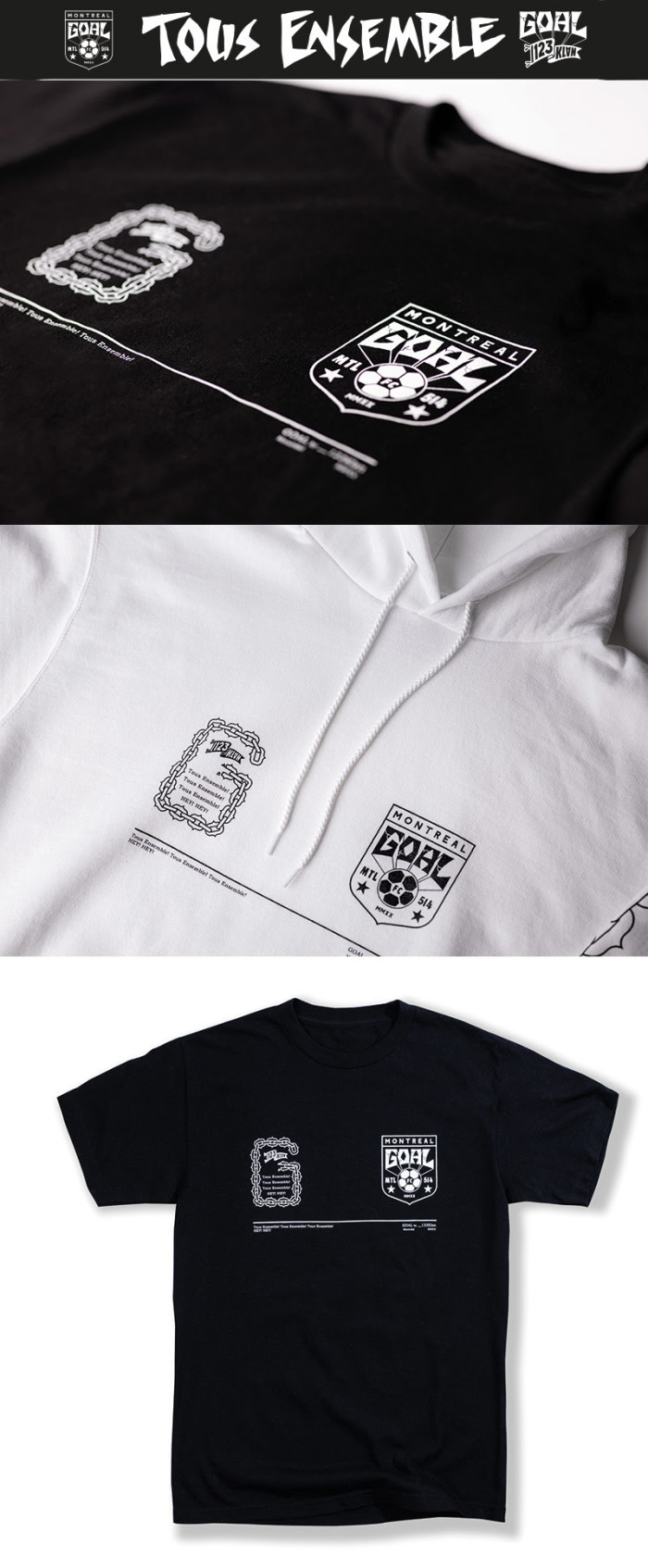 123 Klan new capsule available x Goal