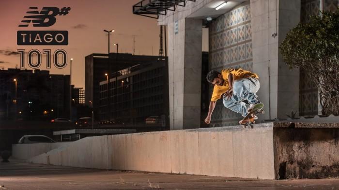 New Balance's 'Trust Tiago' Video