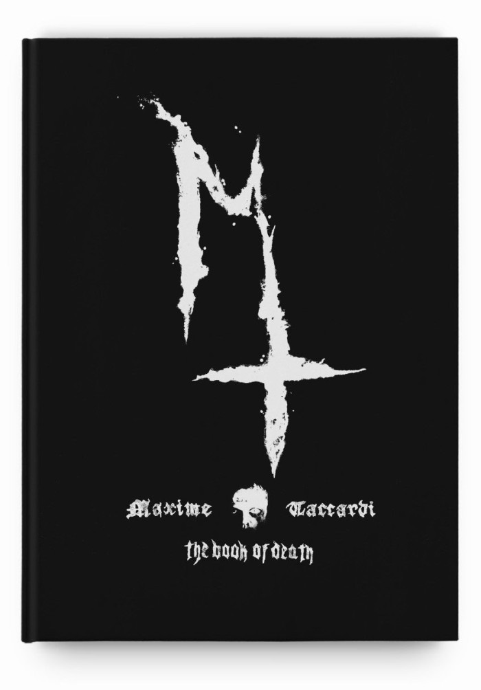 Maxime Taccardi, 'The Book Of Death' is now out