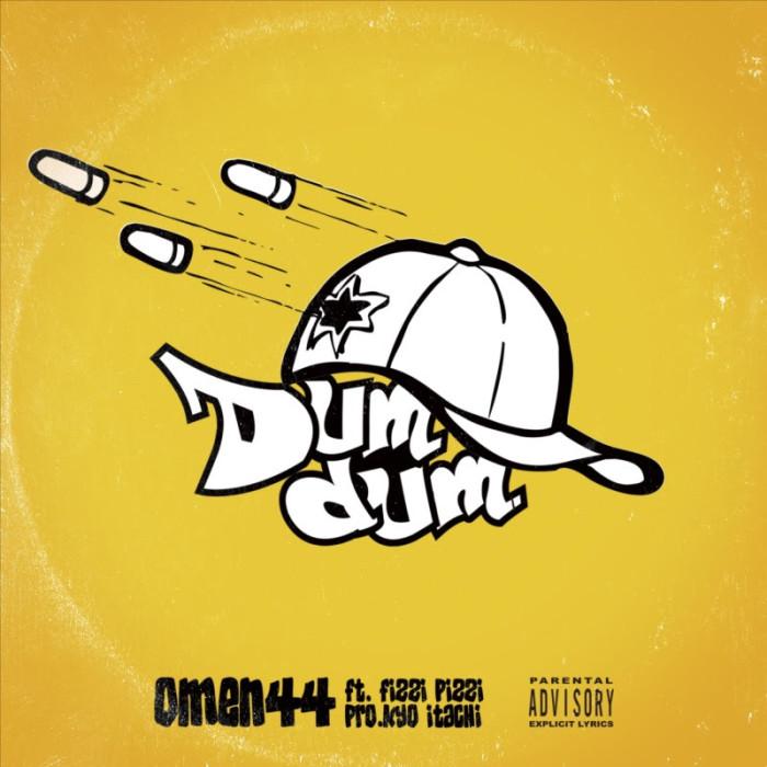 Omen44 feat. Fizzi Pizzi 'Dum-dum' produced by Kyo Itachi
