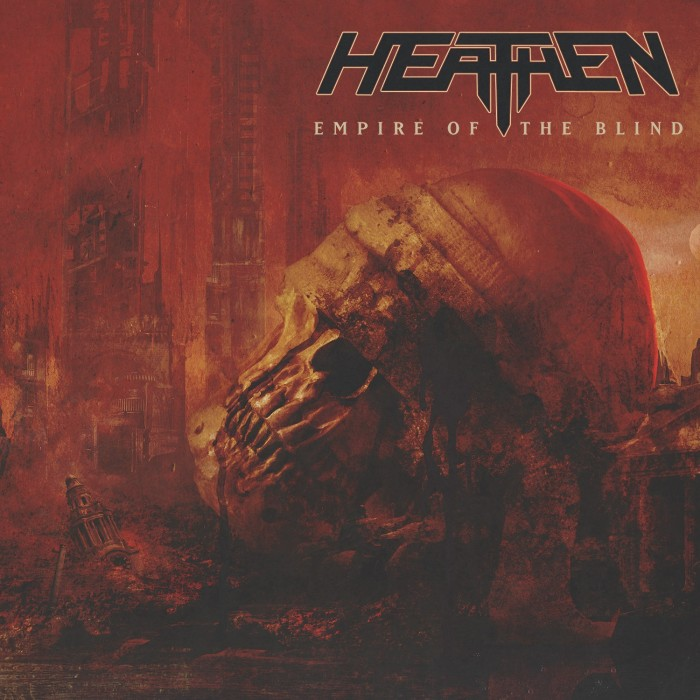 Heathen 'Empire Of The Blind'