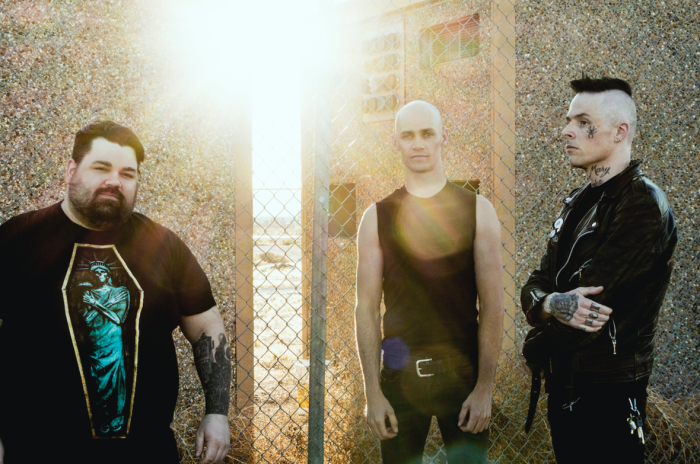 New music from Las Vegas' Mercy Music; Produced by Cameron Webb (Alkaline Trio/Motörhead/Pennywise)