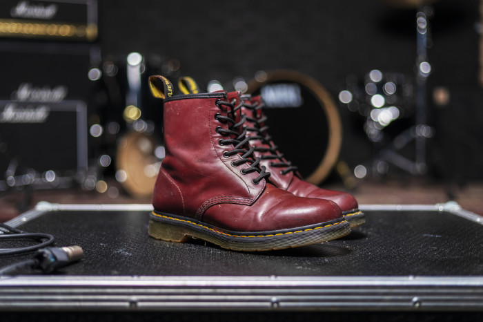 Against The Grain Since 1960: Six Decades Of Dr. Martens
