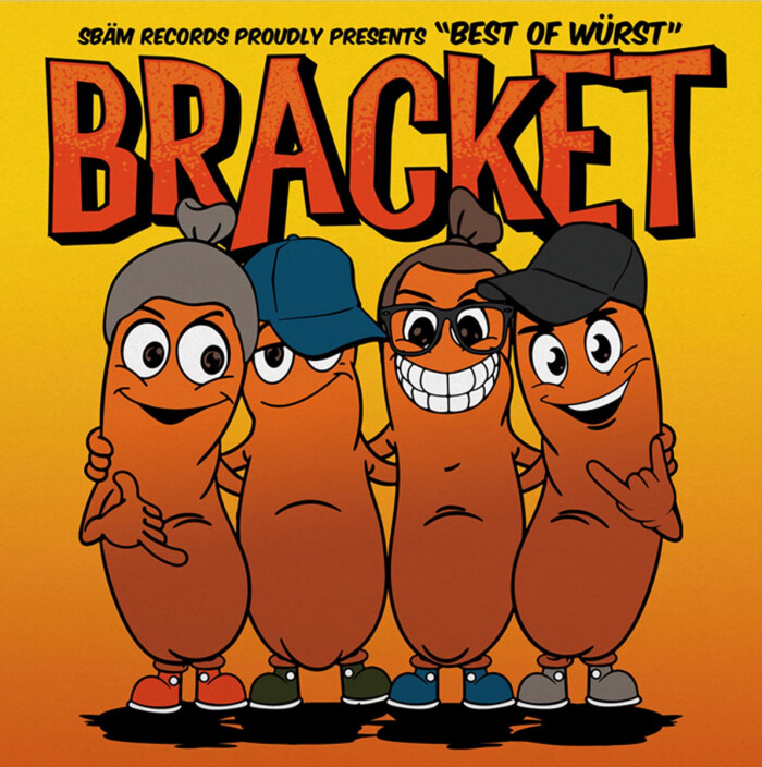 Bracket 'Best Of Würst'