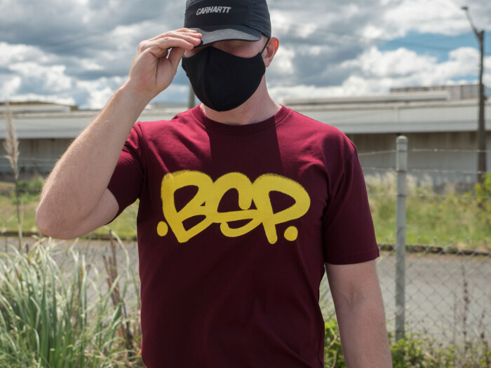 BSP Clothing new tees