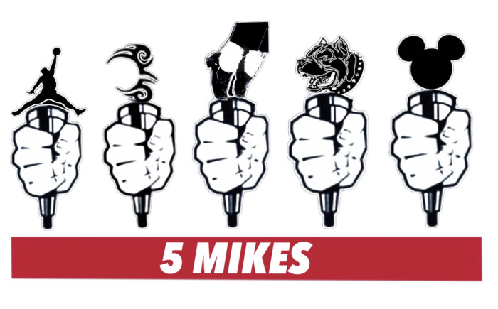 Ras Kass shares '5 Mikes' video