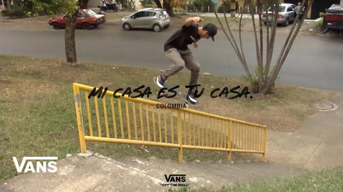 Mi Casa Es Tu Casa – Episode 4: Colombia   Skate   Vans