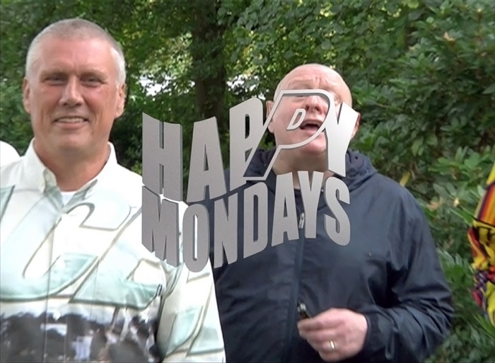 Palace x Happy Mondays