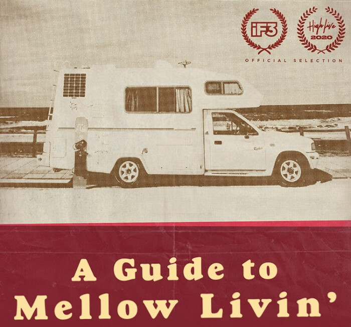 'A Guide To Mellow Livin' with Mathieu Crepel