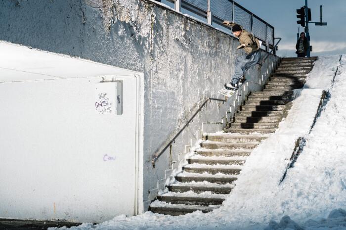 Vans Hi-Standard OG Jake Kuzyk Snowboard Boot