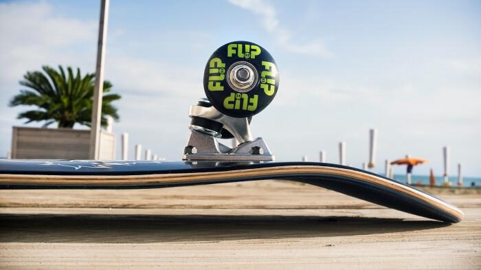 Flip Skateboards / Rune Glifberg x Monster Energy IG giveaway