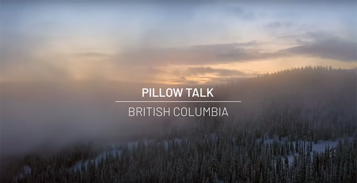 Pillow Talk in British Columbia | Travis Rice and the Line of a Lifetime
