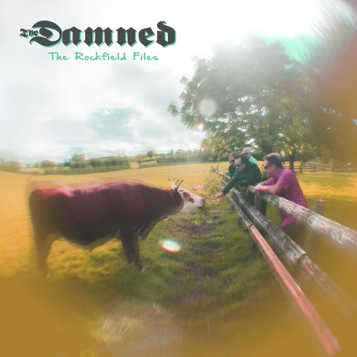 The Damned 'The Rockfield Files'