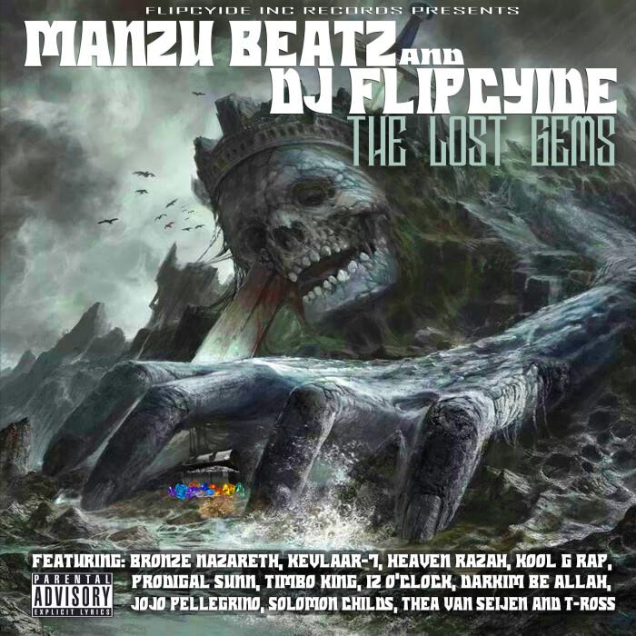 Manzu Beatz & DJ Flipcyide – 'The Lost Gems' (EP)