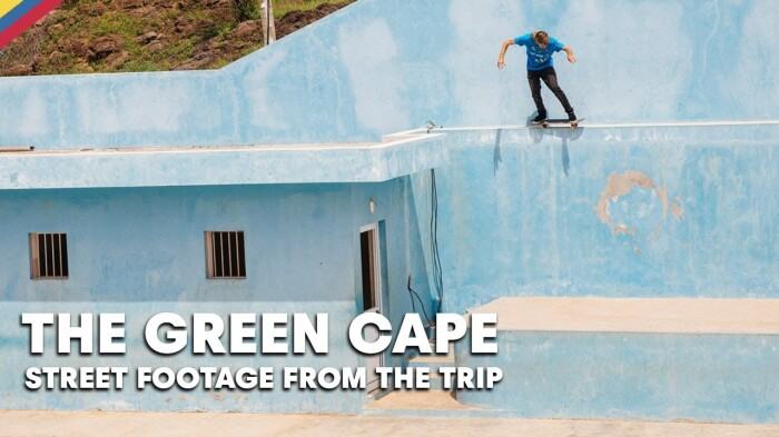 Skate the streets of West Africa with Jaws & Crew | The Green Cape