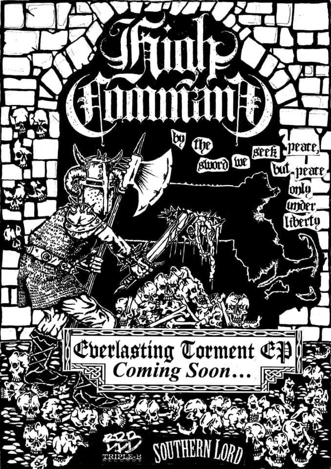 HIGH COMMAND 'EVERLASTING TORMENT'