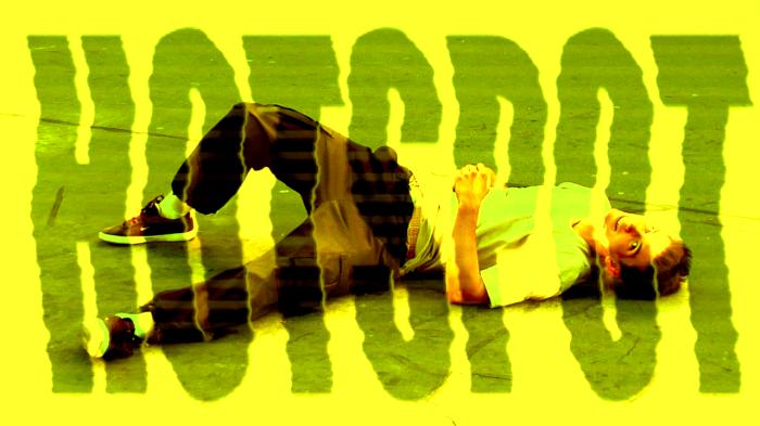 'HOTSPOT'-LORENZO CORSI SK8 EDIT