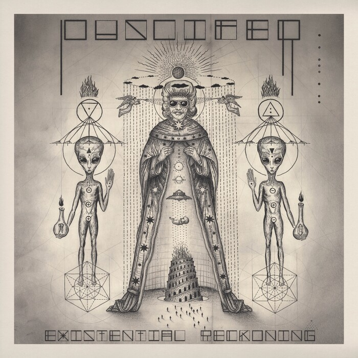 PUSCIFER 'EXISTENTIAL RECKONING'