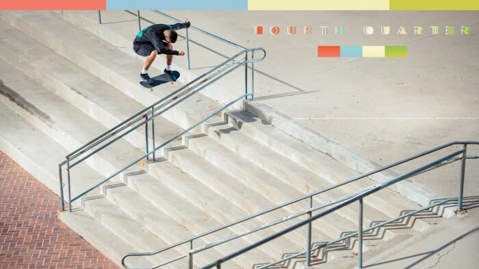 Primitive Skate   'Fourth Quarter'