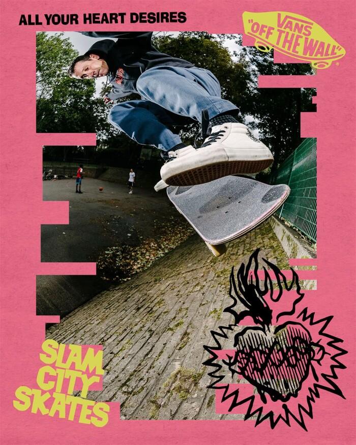 Vans x Slam City Skates