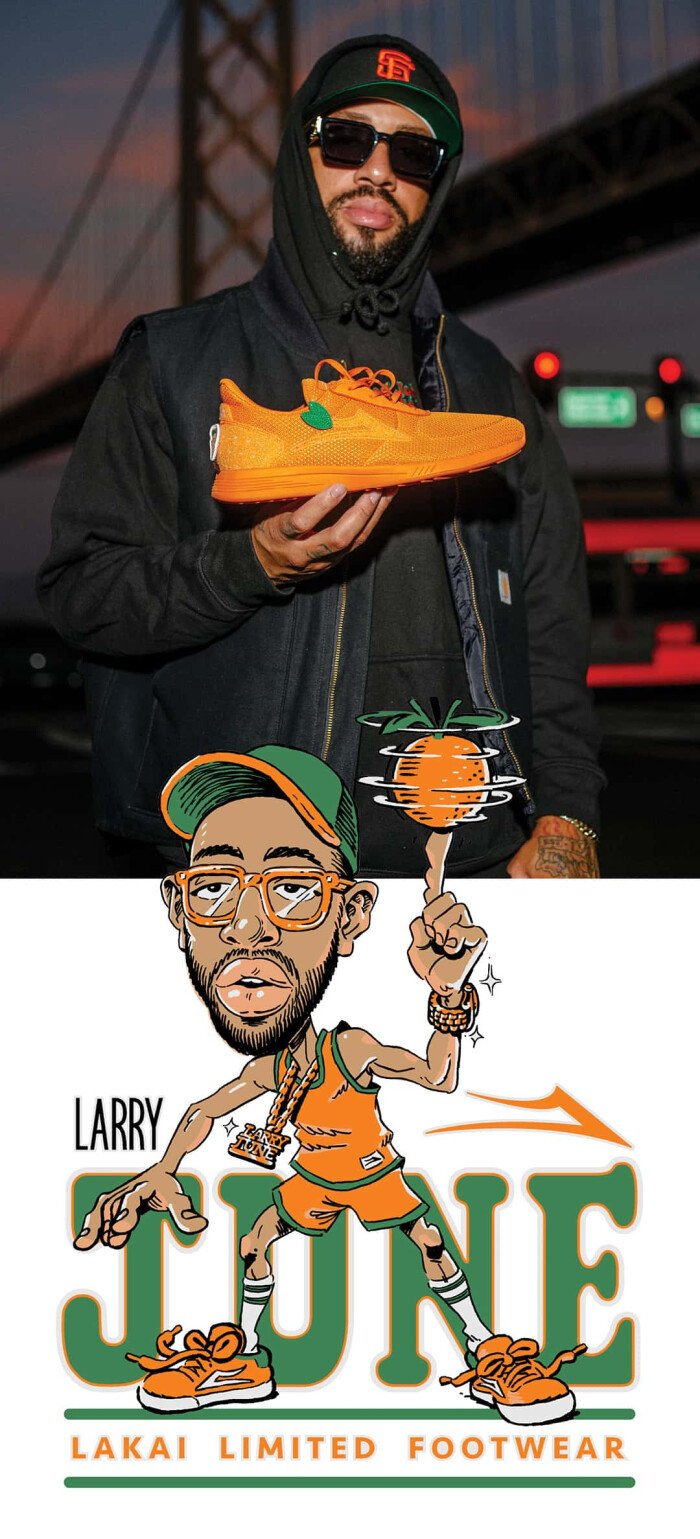 Lakai x Larry June pt. 2